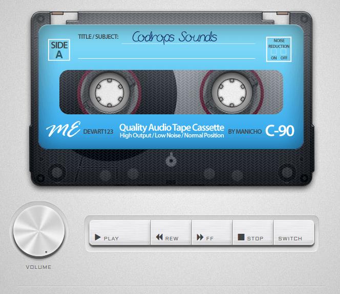 cassette_html5